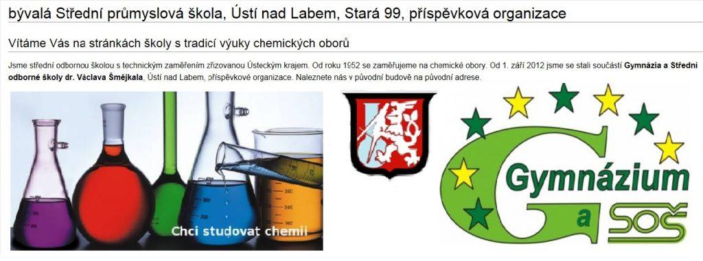 Konec chemárny 2